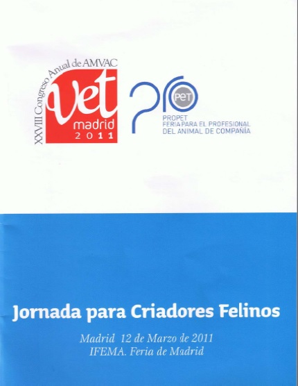 Cover of the ProPet 2011 Conference